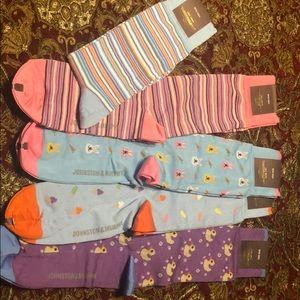 Funky socks. 🐣🐰🐣🐰